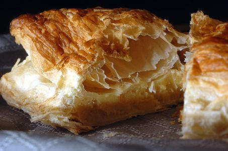 Peynirli puf boregi