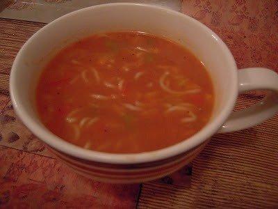 domatesli sehriye corbasi