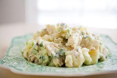 patates salatasi tarifi