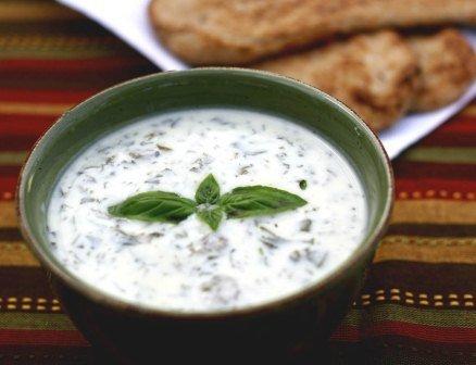 yayla (yogurt) corbasi