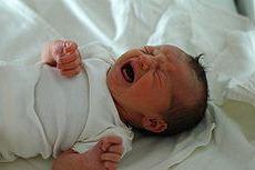 bebeklerde gaz sancisi kolik1