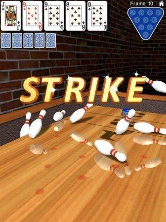 10 PinShuffle bowling oyunu