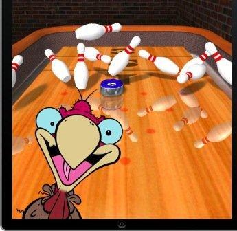 10 PinShuffle ipad bowling oyunu
