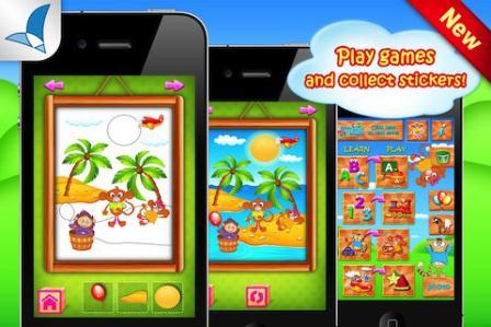 123 kids fun collection oyun1