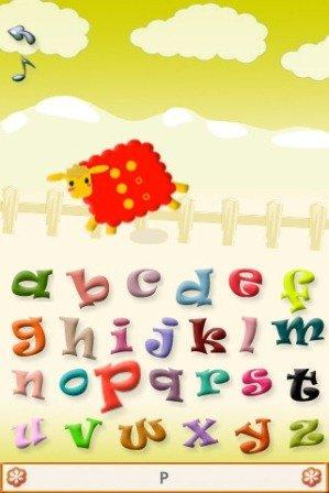 Alphabets oyun
