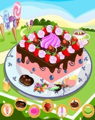 Baby fairy's cake pasta yapma oyunu iphone ipad