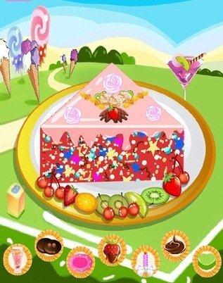 Baby fairy's cake pasta yapma oyunu iphone ipad1