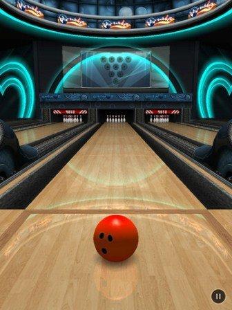 Bowling 3D ipad oyun