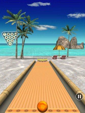 Bowling Paradise oyun