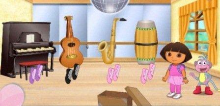 Dora Ballet oyun