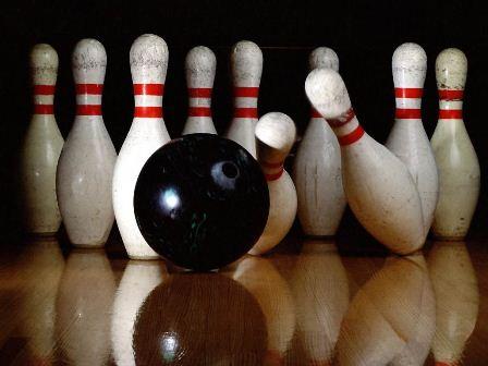 Gutterball bowling oyunu1