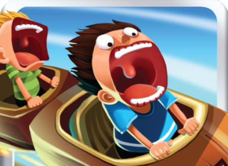 Madcoaster iphone ipad tren oyunu1
