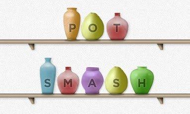 Pot smash oyun