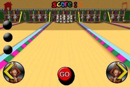 bowling oyunu iphone oyun