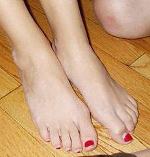 Mantar Hastalıkları - Ayak Mantarıı
