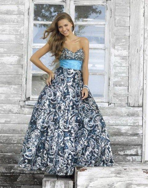 Abiye Elbise Modelleri - Uzun Abiye Elbiseler10