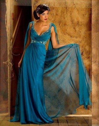 Abiye Elbise Modelleri - Uzun Abiye Elbiseler17