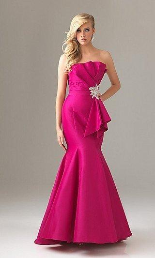 Abiye Elbise Modelleri - Uzun Abiye Elbiseler2