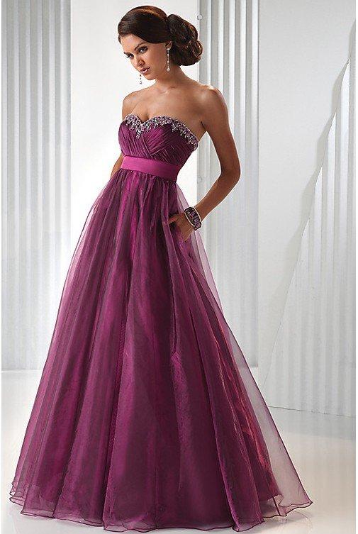 Abiye Elbise Modelleri - Uzun Abiye Elbiseler21
