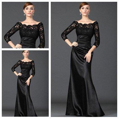 Abiye Elbise Modelleri - Uzun Abiye Elbiseler5