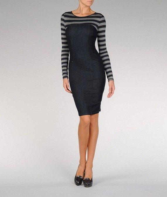 Armani Jeans Elbise6