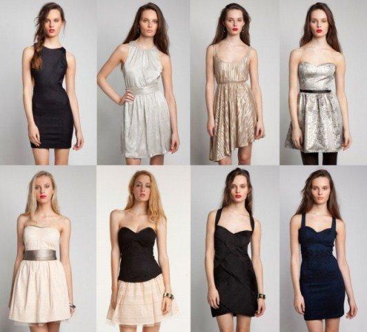 Bershka Elbise Modelleri