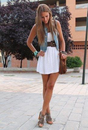 Bershka Elbise Modelleri17