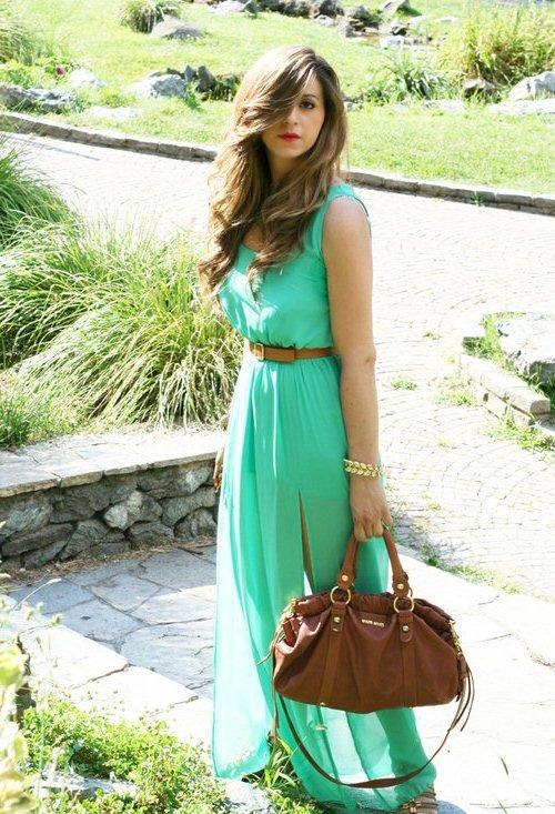 Bershka Elbise Modelleri4