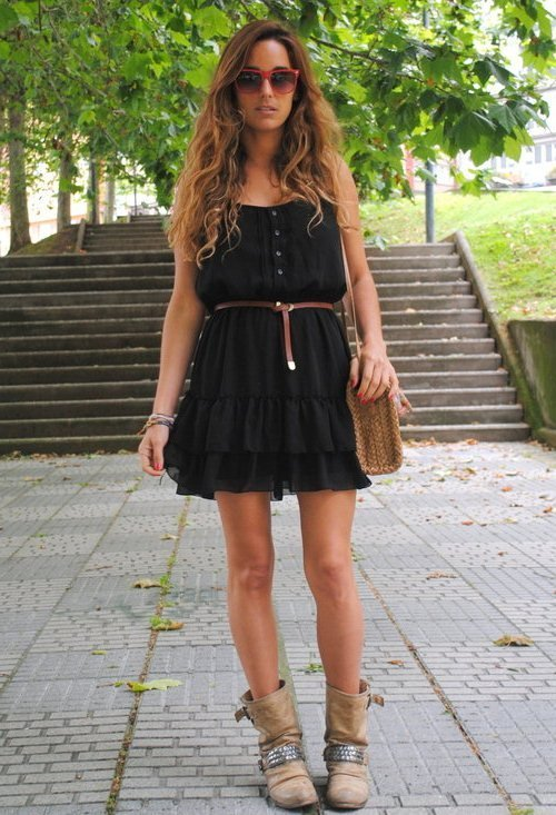 Bershka Elbise Modelleri6