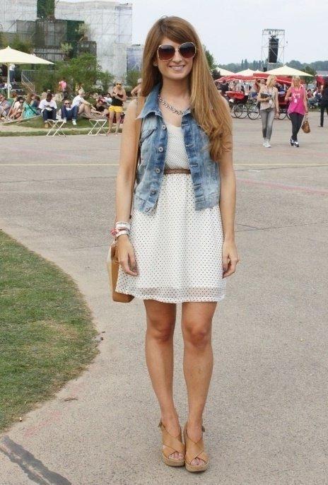 Bershka Elbise Modelleri8