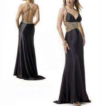 2013 siyah elbise modelleri