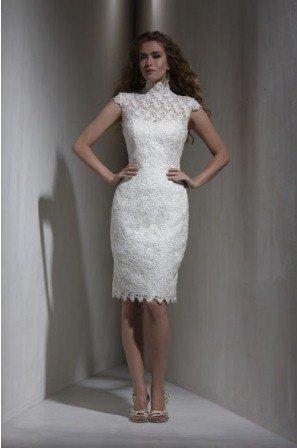 Beyaz Dantel Elbise Modelleri - Beyaz dantel Abiye Elbise Modelleri4