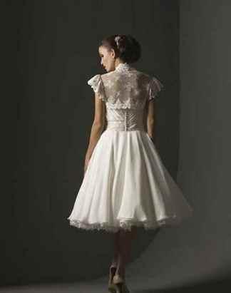 Beyaz Dantel Elbise Modelleri - Beyaz dantel Abiye Elbise Modelleri6