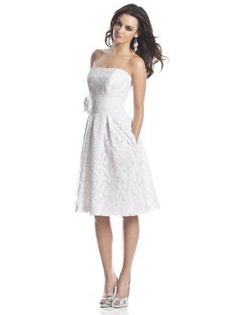 Beyaz dantel Abiye Elbise Modelleri