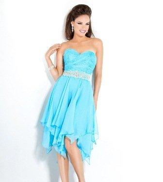Mini Mezuniyet Elbisesi Modelleri