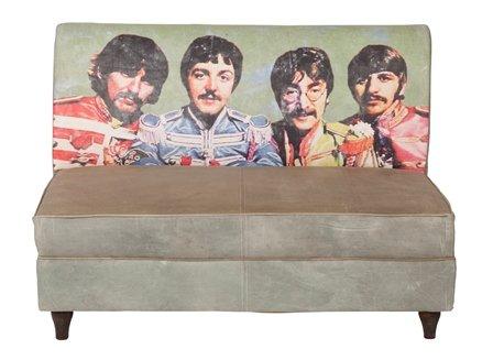 Mudo concept - Beatles resimli koltuk