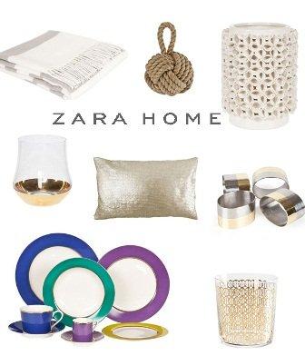 Zara Home - Zara Ev Dekorasyonu