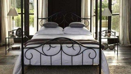 eskitme metal yataklar