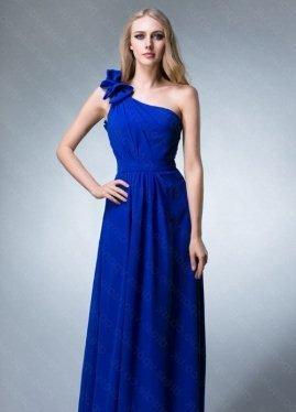 gece mavisi mezuniyet elbisesi