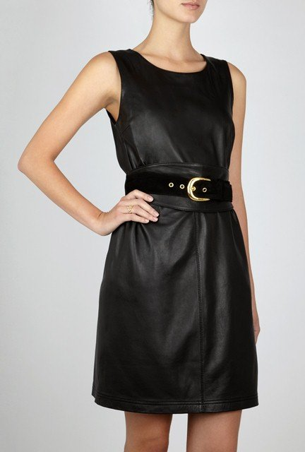 2013 Deri Elbise Modelleri1