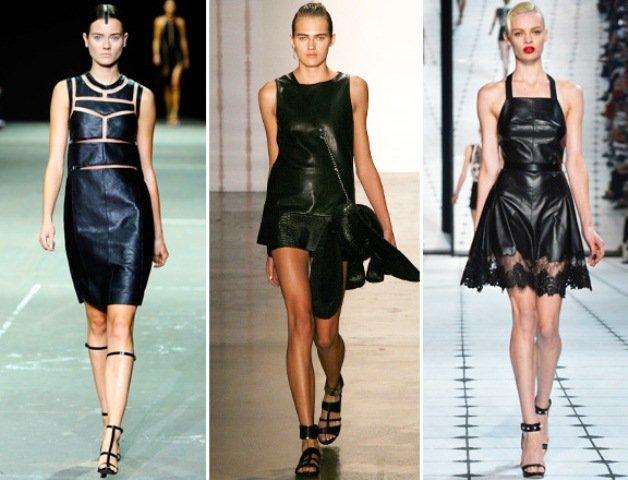 2013 Deri Elbise Modelleri3