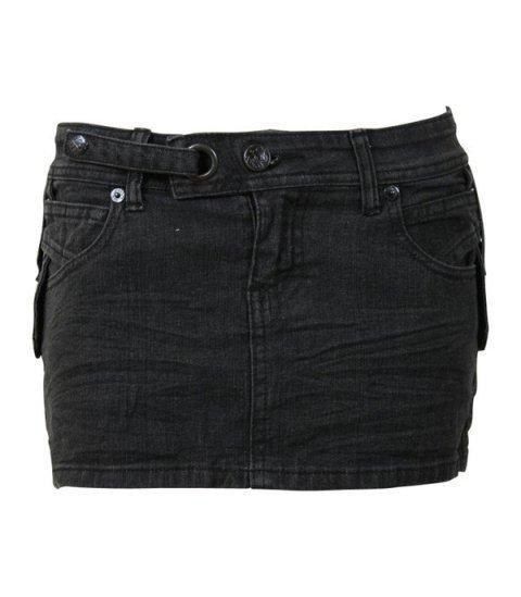 2013 siyah mini kot Etek Modelleri