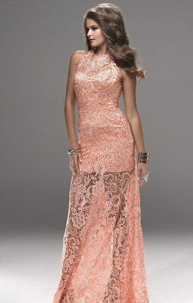 2013 uzun dantel elbise modelleri1