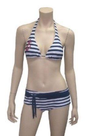 denizci desenli bikiniler