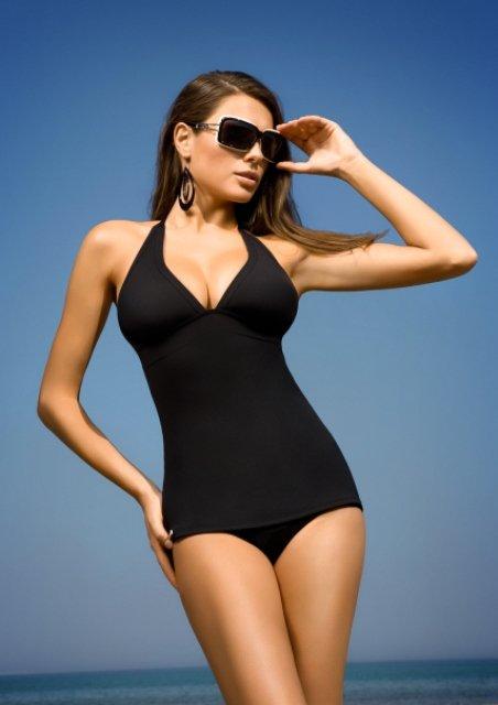 2013 siyah mayo modelleri