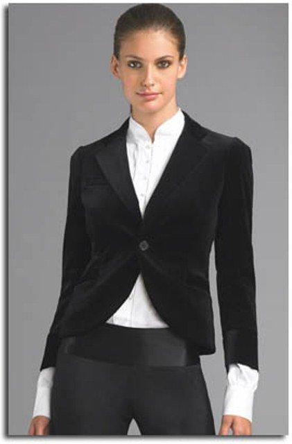 kadife bayan blazer ceket modeli