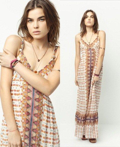 zara uzun hamile elbisesi