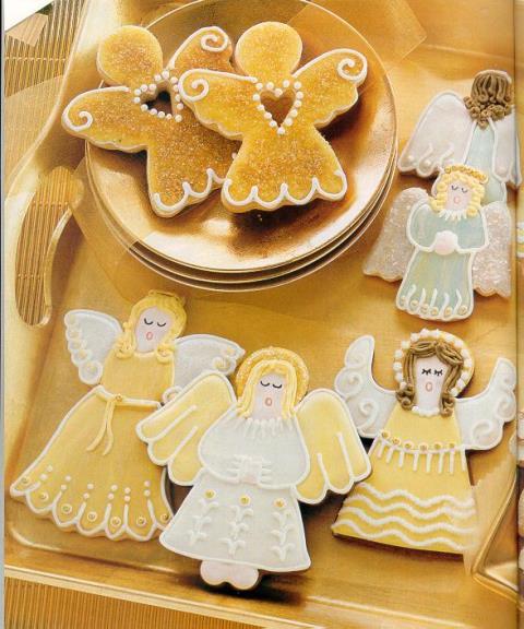 melek kurabiye tarifi