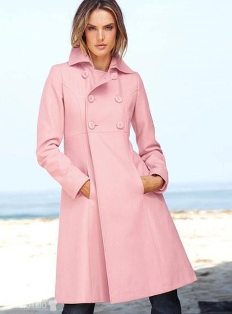 renkli palto modelii