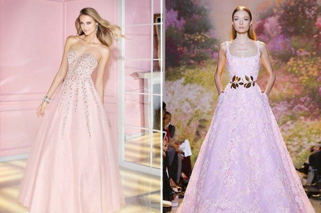 2014 balo abiye elbise trendleri - streplaz balo abiye elbise modeli